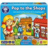 Orchard Toys 101570 Game - Pop to the Shops