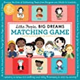 Matching Game (Little People Big Dreams): Put Your Brain to the Test with All the Girls of the Little People, BIG DREAMS Seri