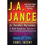 J.A. Jance's Ali Reynolds Mysteries 3-Book Boxed Set, Volume 1 (Ali Reynolds Series)