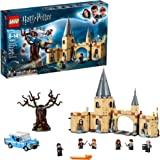 LEGO Harry Potter and The Chamber of Secrets Hogwarts Whomping Willow 75953 Magic Toys Building Kit, Prisoner of Azkaban, Hed