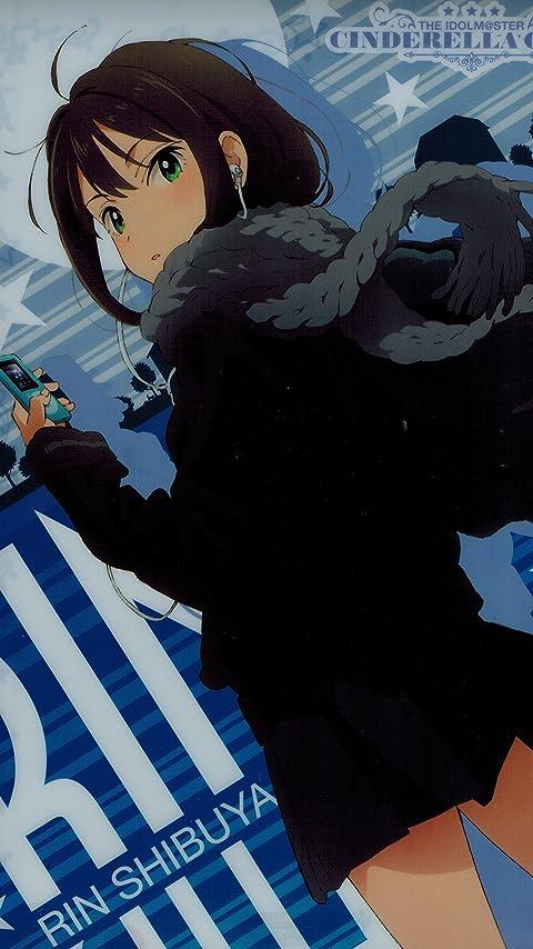 アイドルマスター 渋谷凛 XFVGA(480×854)壁紙 画像37381 スマポ