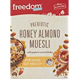 Freedom Foods Honey Almond Muesli, 350g (gluten free)