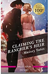 Claiming the Rancher's Heir (Gold Valley Vineyards) Kindle Edition