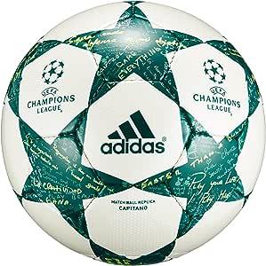adidas(アディダス) サッカーボール フィナーレ 16-17年 キャピターノ 5号球 AF5401WG