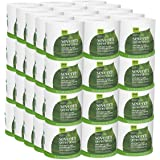 Seventh Generation White Toilet Paper 2-ply 100% Recycled Paperm, 500 sheets, Pack of 60