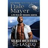 Laszlo (SEALs of Steel Series Book 5)