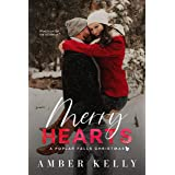 Merry Hearts: A Small Town Holiday Novella (Poplar Falls)