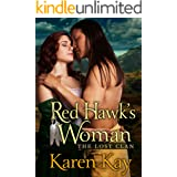 RED HAWK'S WOMAN (The Lost Clan Book 3)