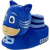 PJ Masks Unisex-Child Gekko Head on Top Socktop Slipper