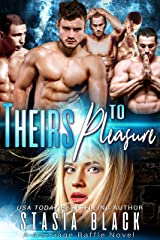 Theirs to Pleasure: Jonas's Clan (Marriage Raffle Book 2) Kindle Edition
