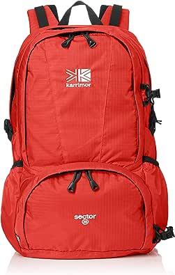 [カリマー] デイパック sector25 Red(レッド) One Size