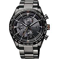 [シチズン] 腕時計 アテッサ Eco-Drive エコ・ドライブ電波時計 ダイレクトフライト ACT Line AT8…