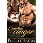 Courted by her Cougar (Cougar Creek Mates Shifter Romance Series Book 3)
