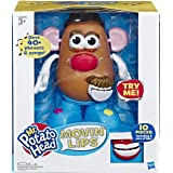Mr Potato Head Movin' Lips - 40+ Phrases & Songs - Kids Electronic Interactive Talking Toy - Ages 3+