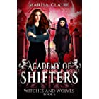 Academy of Shifters: Witches and Wolves (Veiled World)