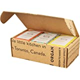 Crate 61 Best Seller Soap 6-Pack Box Set, 100% Vegan Cold Process Bar Soap, scented with premium essential oils and natural f