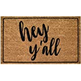Ninamar Door Mat Hey Y'all Natural Coir - 75 x 45 cm