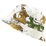 Newhattan Hunting Baseball Hat - Official Licensed Realtree Camouflage Outdoor Sun Cap