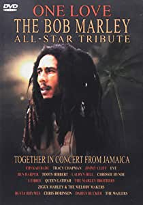 One Love: Bob Marley All-Star Tribute [DVD] [Import]