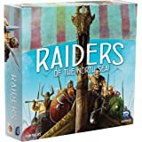 Renegade Game Studios Raiders of The North Sea Game, Red, Multi-Colored (RGS0585)