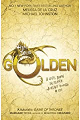 Golden: Book 3 (Heart of Dread) Kindle Edition