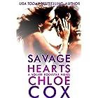 Savage Hearts (Stand Alone Romance) (Club Volare Book 7)