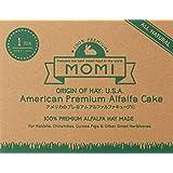 Momi MOMI-ACAKE Alfalfa Hay Cake, 1lb