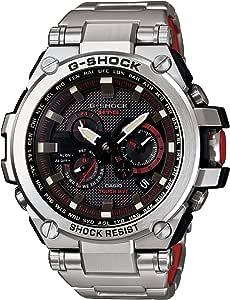 [カシオ] 腕時計 ジーショック MT-G 電波ソーラー MTG-S1000D-1A4JF シルバー