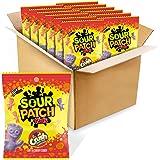 SOUR PATCH KIDS Candy, Crush Fruit Mix Flavor, 12 Bags (5 oz.)