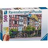 Ravensburger 13711- Colmar, France Puzzle 500pc Jigsaw Puzzle