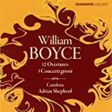 12 Overtures/Concerto Grossos