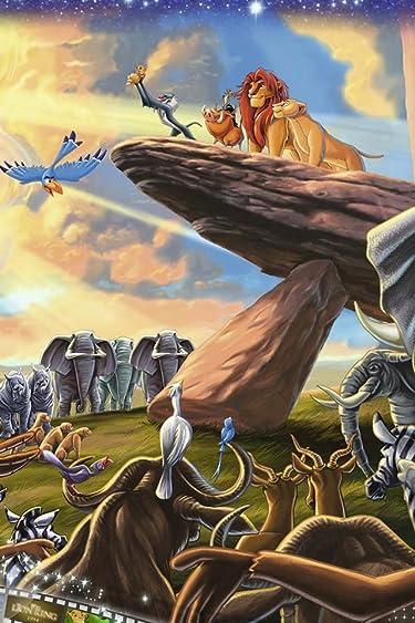 ディズニー  iPhone/Androidスマホ壁紙(640×960)-1 - Lion King