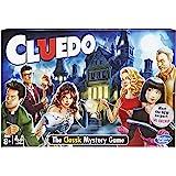 クルード ザ クラシック ミステリー ボード ゲーム - Cluedo The Classic Mystery Board Game [並行輸入品]