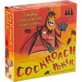 Lion Rampant SCH87143 Current Edition Cockroach Poker Board Game