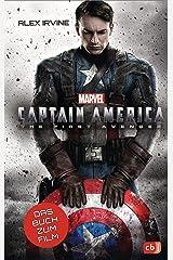 Marvel Captain America – The First Avenger: Das Buch zum Film ab 10 Jahren (Die Marvel-Filmbuch-Reihe 7) (German Edition) Kindle Edition