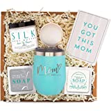 New Mom Gifts Ideas | Mom Est. 2019 Spa Gift Box | Best Present Idea for First Time Mommy w/New Baby | Cute Expecting Mother
