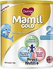 Dumex Mamil Gold Stage 2 Follow-on Milk Formula, 6 months onwards, 1.5kg