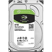 """Seagate BarraCuda 3.5"""" 8TB 内蔵ハードディスク HDD 2年保証 6Gb/s 256MB 54…"""