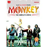 Monkey: The Complete Series (Restored) [DVD]
