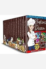 Baker's Dozen Cozy Mystery Boxset - Books 1-13 Kindle Edition