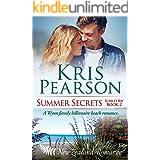 SUMMER SECRETS Scarlet Bay Book 2: Sexy billionaire family beach holiday romance (Scarlet Bay Romance)