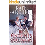 The Viscount's Sinful Bargain (The Dukes' Pact Book 1)