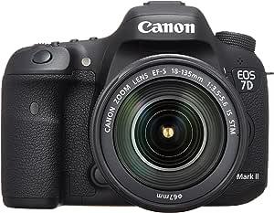 Canon デジタル一眼レフカメラ EOS 7D Mark II EF-S18-135 IS STM レンズキット EF-S18-135mm F3.5-5.6 IS STM付属 EOS7DMK2LK
