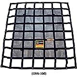 Gladiator Cargo Net - Heavy Duty Cargo Net - Rubicon (GRN-100) - 4.75' x 5.25'