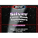 BCW Silver Age Comic Book Topload Holder - 20 ct