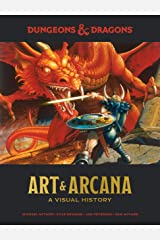 Dungeons & Dragons Art & Arcana: A Visual History Kindle Edition