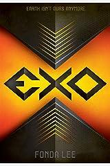 Exo (a novel) Kindle Edition