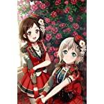 BanG Dream!(バンドリ!) iPhone(640×960)壁紙 羽沢つぐみ,青葉モカ