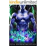 The Breeding Prize: A Scifi Alien Romance (The Breeding Games Book 2)