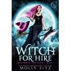 Witch for Hire (Paranormal Temp Agency Book 1)
